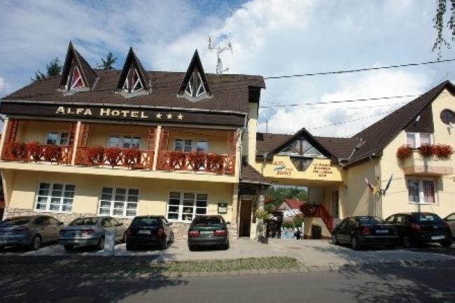 Alfa Hotel és Wellness Centrum***superior és La' Fiesta Étterem, Miskolc (Miskolctapolca)