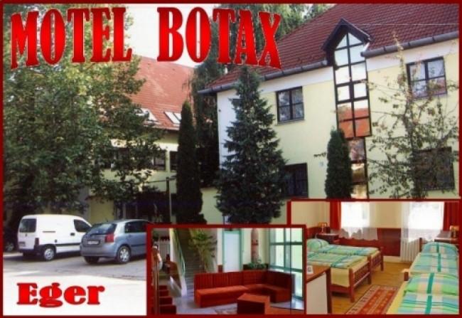 Motel Botax, Eger