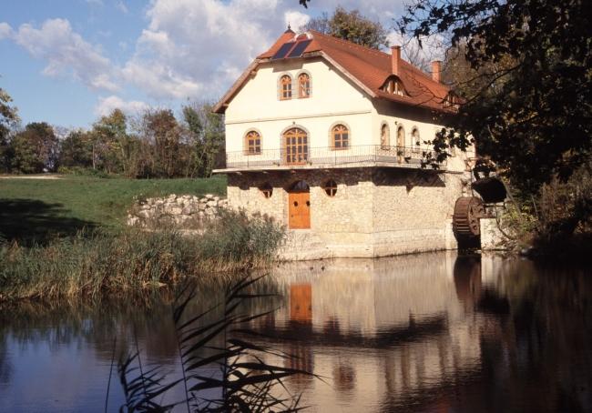 Geszner-ház (Pro Vértes Közalapítvány) Vértesi Natúrpark                                                                                              , Csákvár