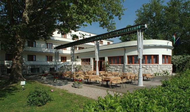 Hotel Korona***, Harkány