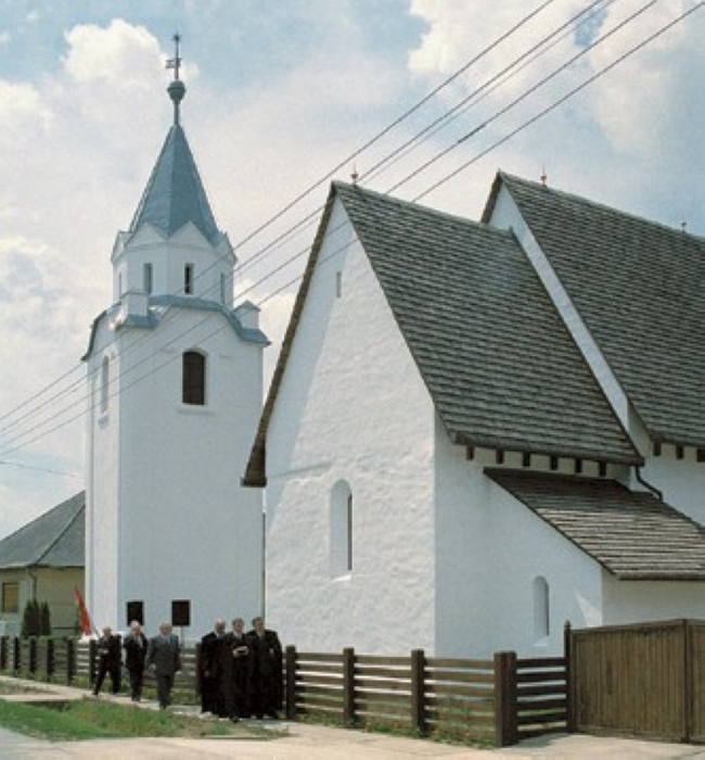 Református templom, Gyügye, Gyügye