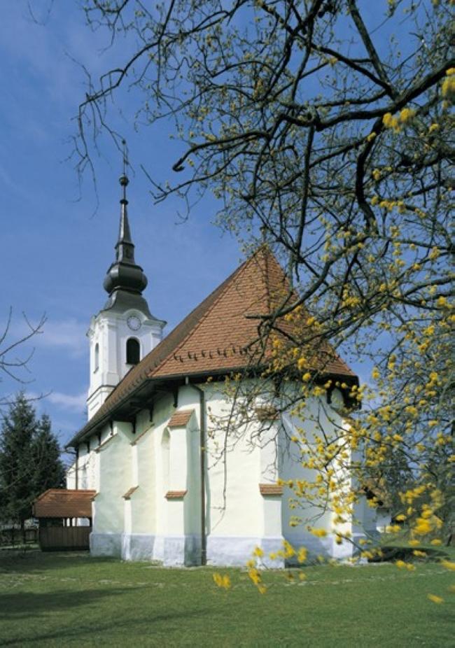 Református templom, Sonkád                                                                                                                            , Sonkád