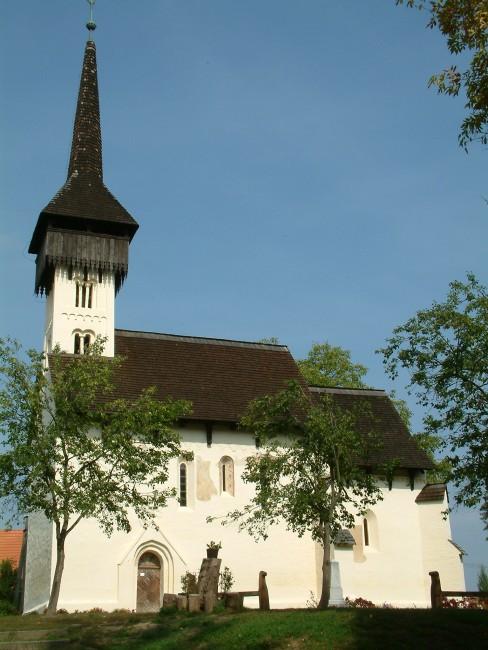 Református templom, Csaroda, Csaroda