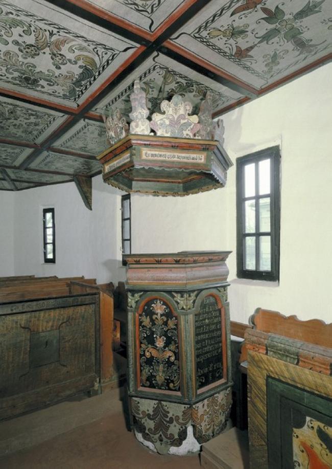 Református templom, Tákos, Tákos