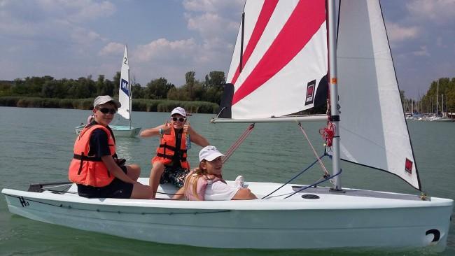 BS-Fűzfő Vitorlás Klub  - Laguna Yacht Club, Balatonfűzfő