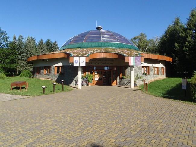 Bechtold István természetvédelmi látogatóközpont , Kőszeg