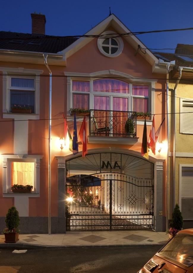 Hotel Isabell, Győr