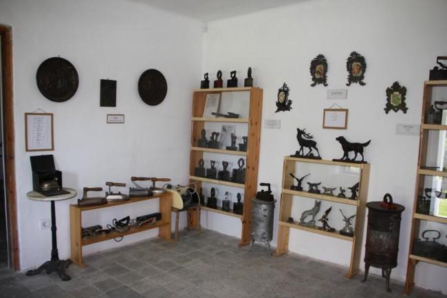 Vasaló- és Öntvénymúzeum, Kazár