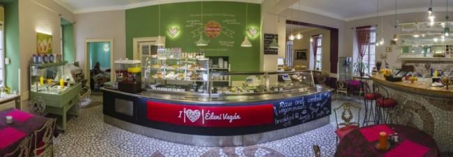 Édeni Vegán – Kézműves Vegetáriánus Étterem, BUDAPEST (I. kerület)