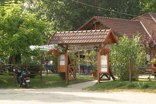 Kék Duna Vendéglő, Kalocsa