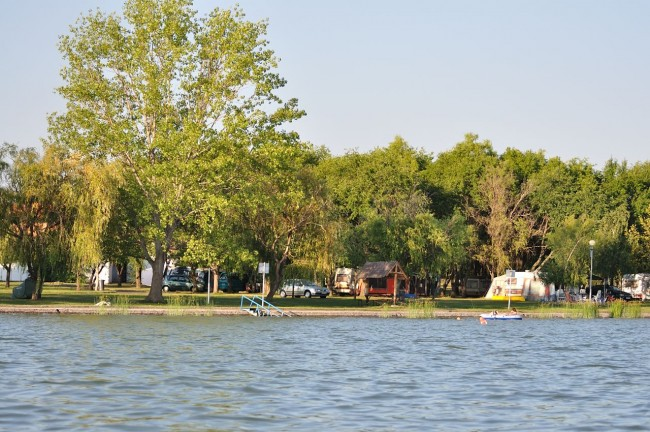 Drótszamár Park & Camping, Velence