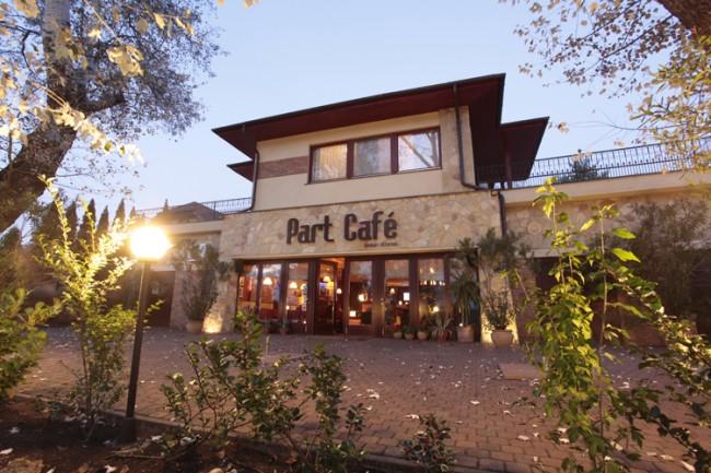 Part Café Panzió, Dunakeszi