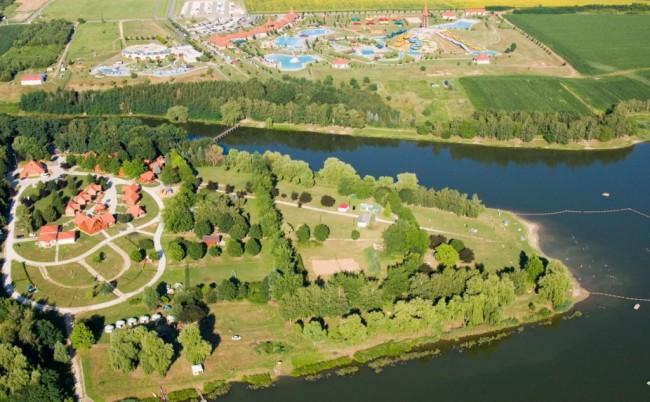 AQUATHERMA Termálfalu<br/>és Kemping, Zalaegerszeg