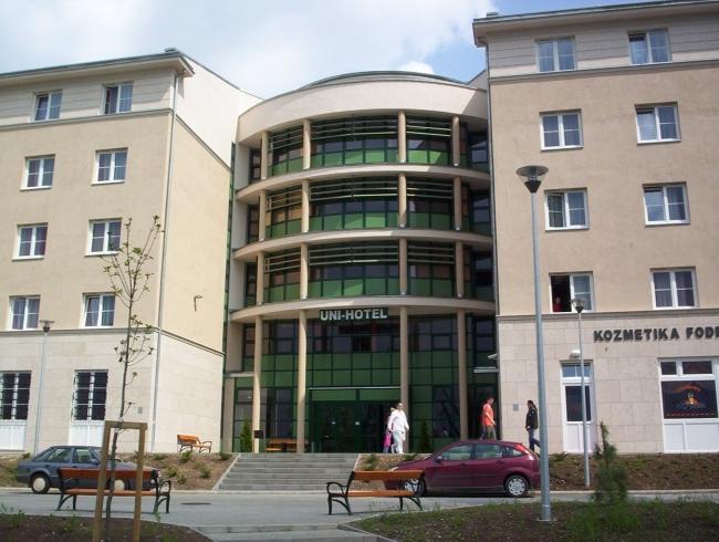 Uni-Hotel                                                                                                                                             , Miskolc (Egyetemváros)