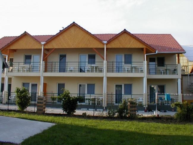 Jankó Apartmanház, Zalakaros