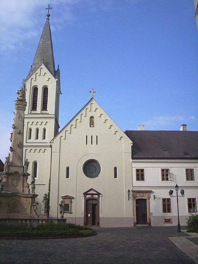 Ferences Templom és Kolostor, Veszprém