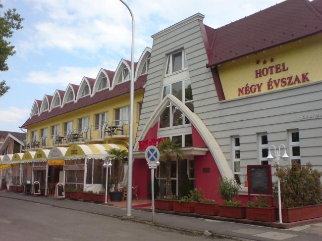 Hotel Négy Évszak***superior, Hajdúszoboszló