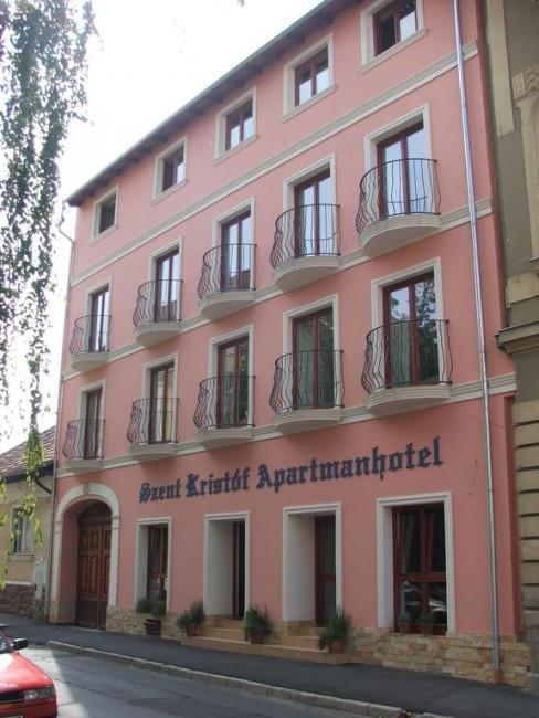 Szent Kristóf Apartman Hotel, Zalaegerszeg