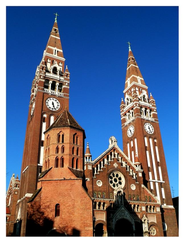 Szegedi Dóm                                                                                                                                           , Szeged