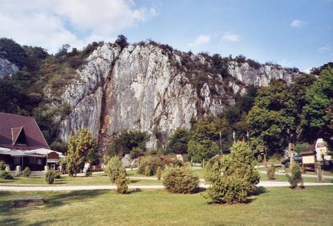Baradla Tanösvény (ANPI), Aggtelek