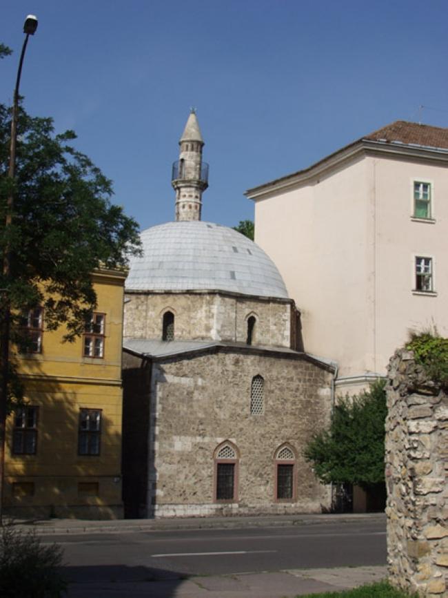 Jakováli Hasszán Pasa Dzsámija és Minaret                                                                                                             , Pécs