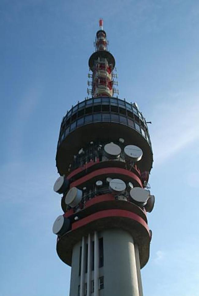 TV-torony, kilátó                                                                                                                                     , Pécs