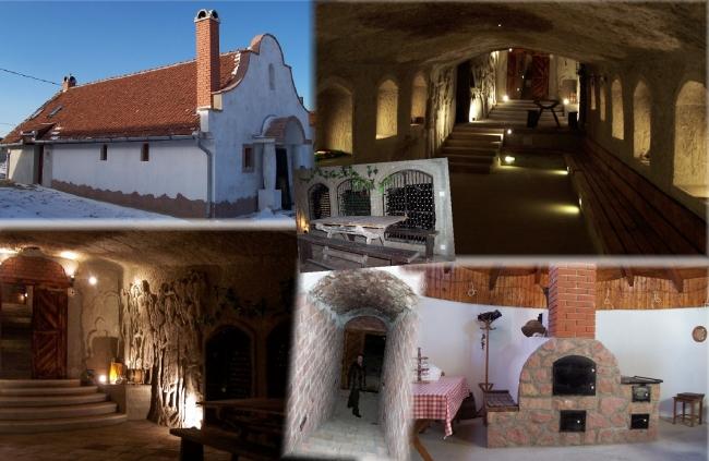 Pelyhe Pince - Pincemúzeum                                                                                                                            , Bükkzsérc