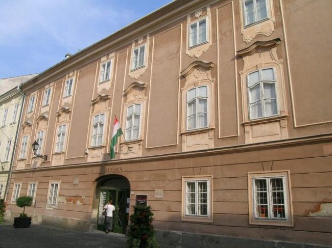 Napóleon-ház, Grafikai Műhely és Galéria - Győr, Győr