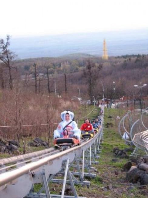 Oxygen Adrenalin Park, Gyöngyös (Mátrafüred)