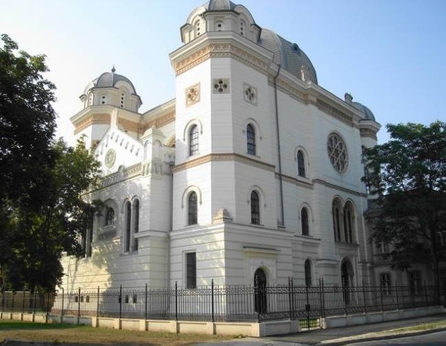 ZSinagóga, Győr