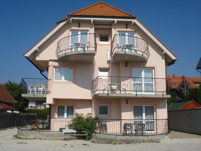 Abigél Apartmanház, Balatonfüred