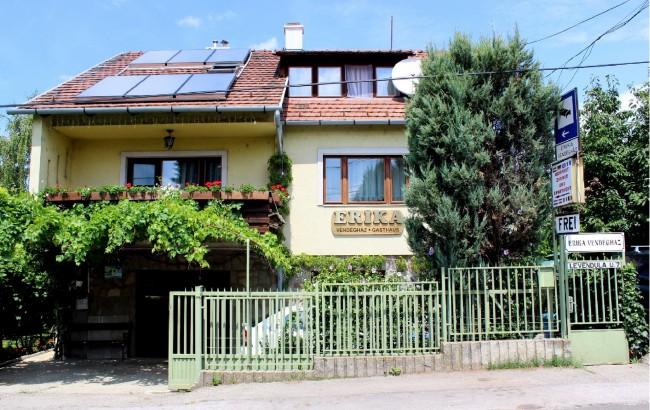 Erika Vendégház és Apartman, Szentendre