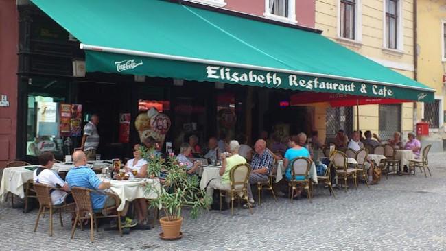 Elisabeth Étterem és Kávézó, Szentendre