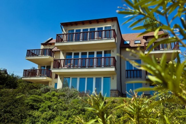 Echo Residence Luxury Apartment Hotel, Tihany