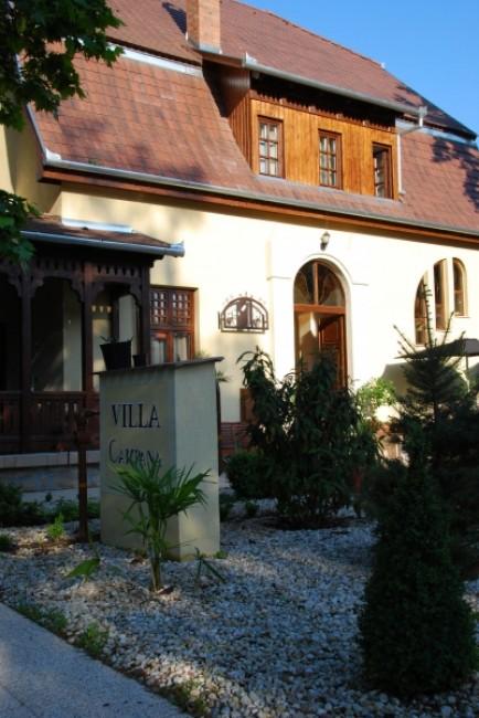 Villa Campana Siófok, Siófok