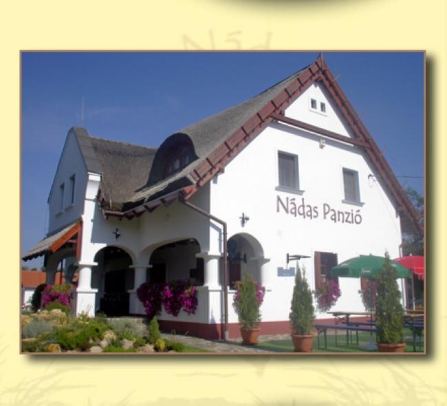 Nádas Panzió és Pihenőpark, Tiszafüred