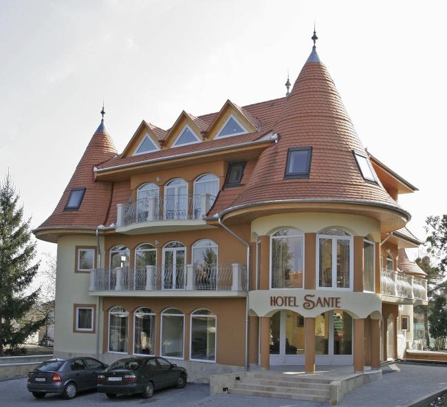 Hotel Sante, Hévíz