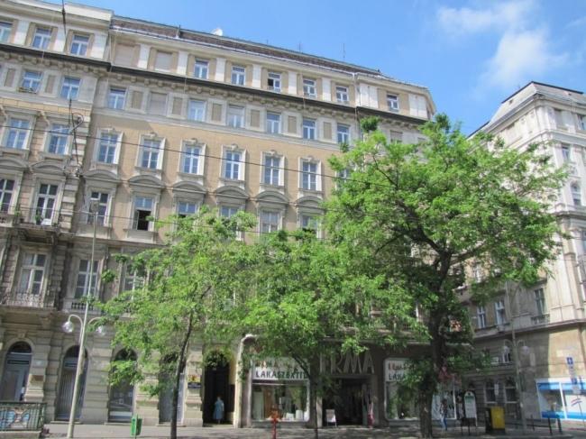 Friends Hostel, BUDAPEST (VI. kerület)