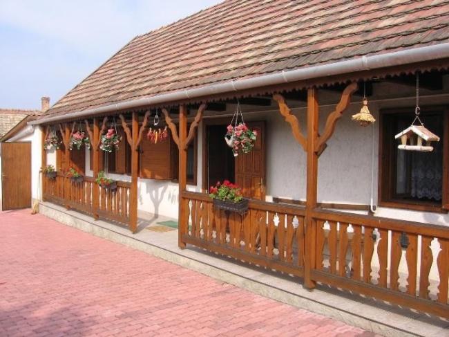 Tulipános Ház, Mátraderecske