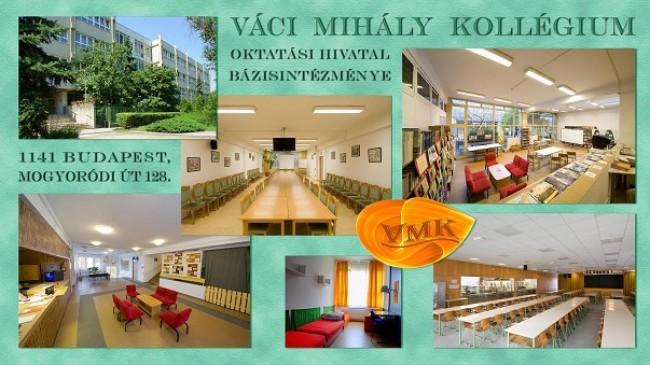 Váci Mihály Kollégium, BUDAPEST (XIV. kerület)