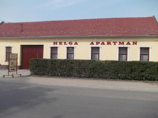 Helga Apartmanház, Makó