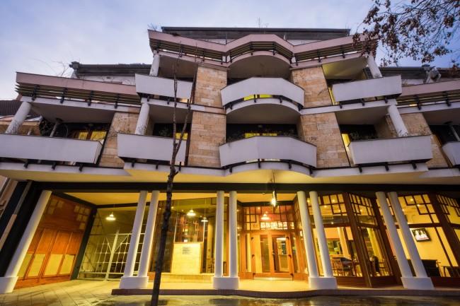 Business Hotel Semiramis, Szolnok