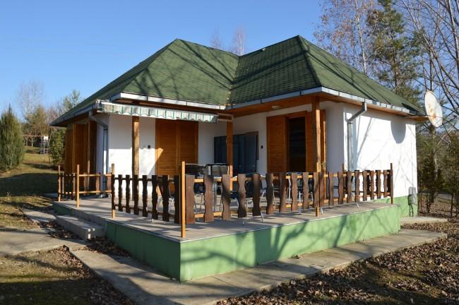 Salvus-Family Pihenő Park, Bükkszék