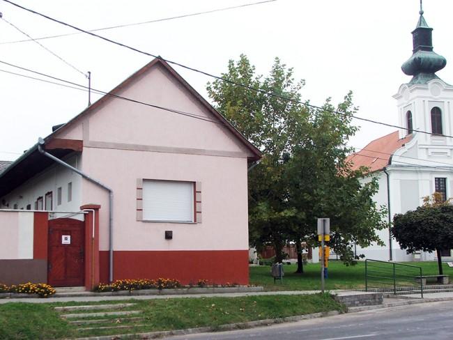 Anyós Vendégház, Szigetszentmárton