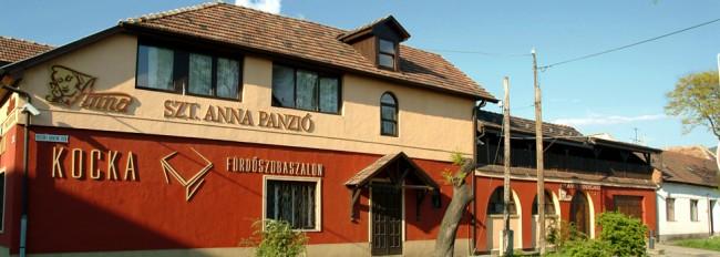 Szent Anna Panzió, Esztergom