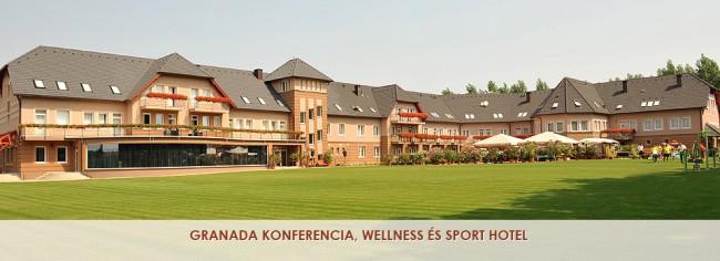 Granada Konferencia, Wellness és Sport Hotel ****, Kecskemét