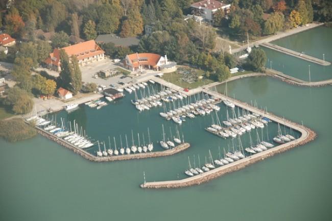 Balatonfői Yacht Club Hotel, Balatonkenese