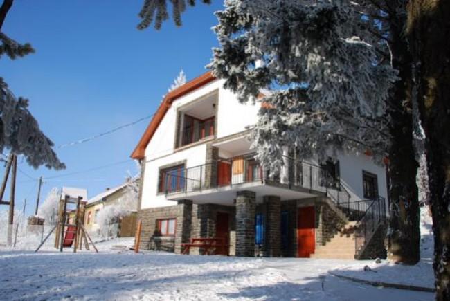 Szamóca ház, Mátraszentimre