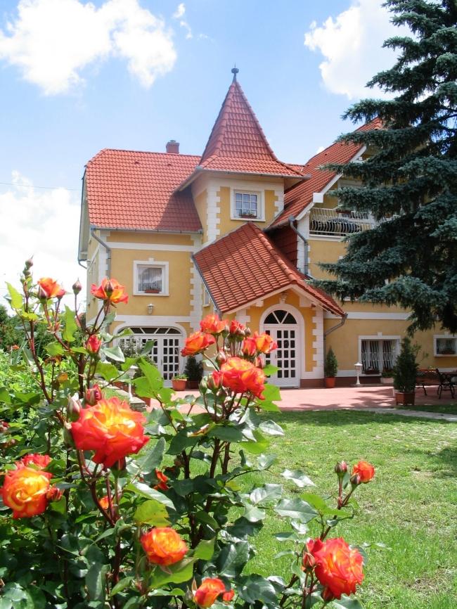 Apartman Éden Villa Wellness, Balatonfüred