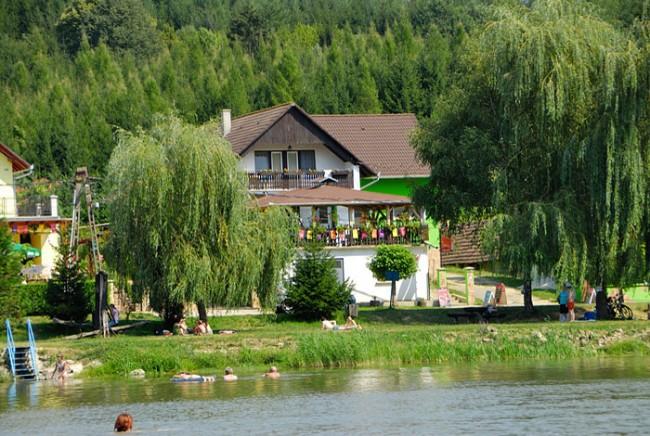 Fortuna Vendéglő és Vendégház, Kistolmács